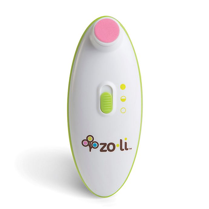Alternate image 1 for Buzz B Electric Nail Trimmer