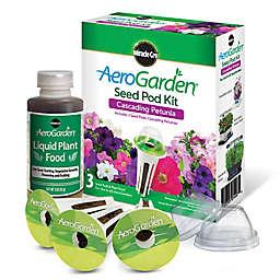 Miracle-Gro® AeroGarden™ Cascading Petunias Seeds 3-Pod Kit