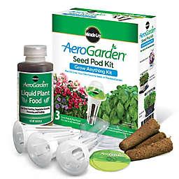 Miracle-Gro® AeroGarden™ Grow Anything Seeds 3-Pod Kit