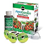 Miracle-Gro® AeroGarden™ Heirloom Cherry Tomato Seeds 3-Pod Kit