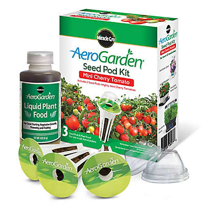 Miracle-Gro® AeroGarden™ Seeds 3-Pod Kit