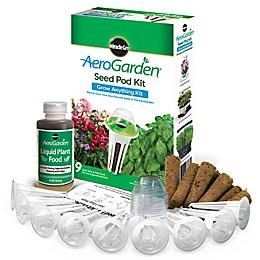Miracle-Gro® AeroGarden™ Grow Anything Seeds 9-Pod Kit