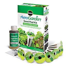 Miracle-Gro® AeroGarden™ Heirloom Salad Greens Seeds 9-Pod Kit