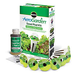 Miracle-Gro® AeroGarden™ Heirloom Salad Greens Seeds 9-Pod Kit