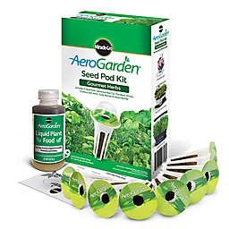 Miracle-Gro® AeroGarden™ Gourmet Herbs Seeds 9-Pod Kit