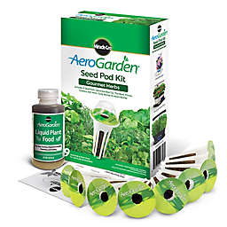 Miracle-Gro® AeroGarden™ Gourmet Herbs Seeds 9-Pod Kit