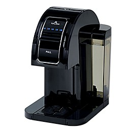 Touch Essential™ Single Serve Coffee Brewer in Black