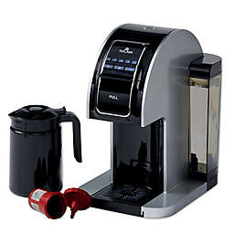 Touch Plus™ Single Serve Coffee Brewer in Silver