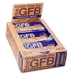 The GFB™ 12-Pack Oatmeal Raisin Gluten Free Bar
