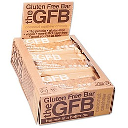 The GFB™ 12-Pack Coconut Cashew Crunch Gluten Free Bar
