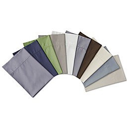Tribeca Living 750-Thread-Count Cotton Sateen Deep-Pocket Sheet Set