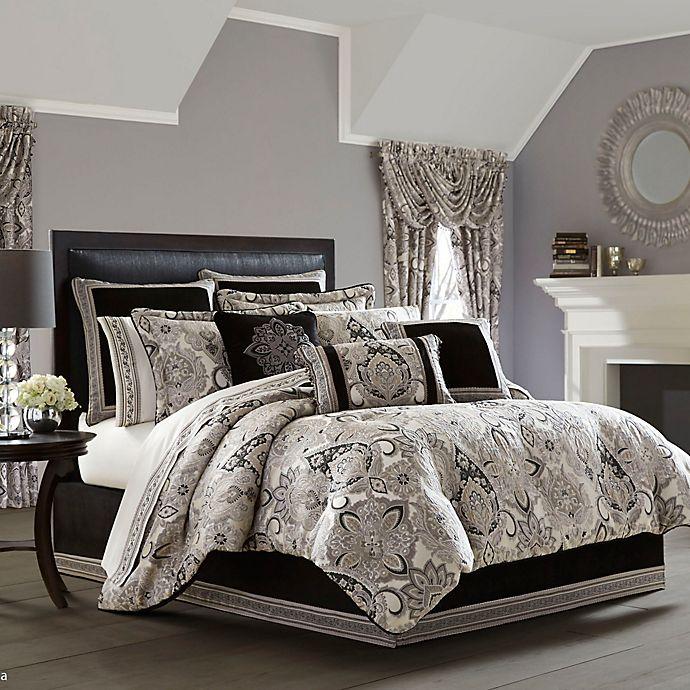 J Queen New York Guiliana Comforter Set Cal King