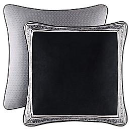 J. Queen New York Guiliana European Pillow Sham in Silver