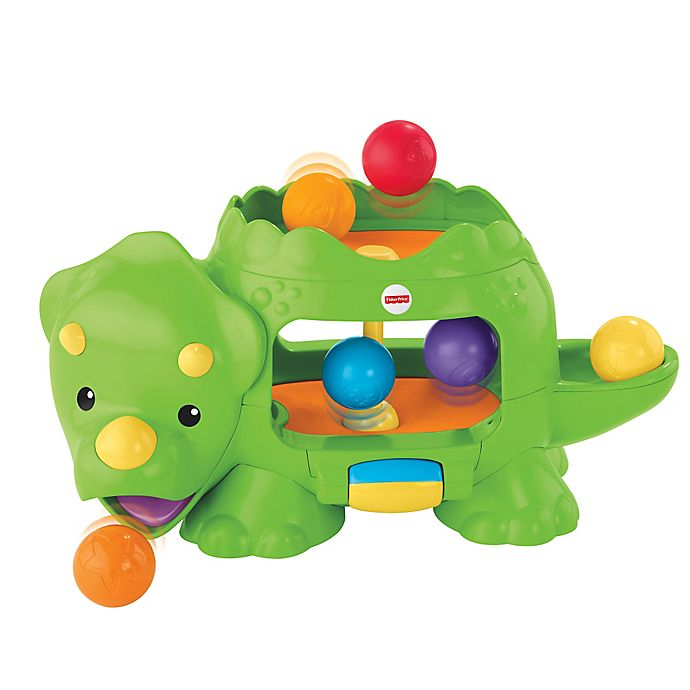 Alternate image 1 for Fisher-Price® Double Poppin' Dino