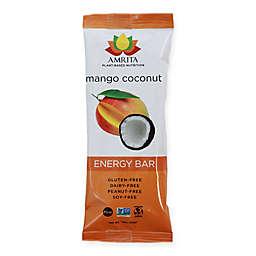 Amrita™ Energy Bar™ Paleo Mango Coconut Bars (Pack of 12)