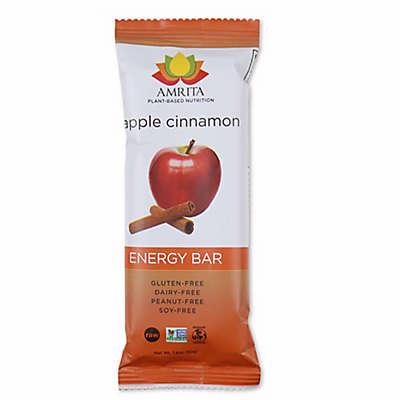 Amrita™ Apple Cinnamon Endurance Bars (Pack of 12)