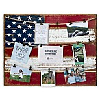 Malden® 21-Inch x 27-Inch American Flag Frame Collage