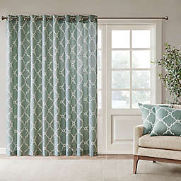 Madison Park Saratoga 84-Inch Grommet Top Patio Door Window Curtain Panel