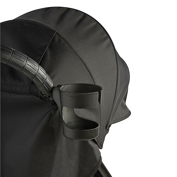 Alternate image 1 for Baby Jogger® City Tour Stroller Cup Holder in Black