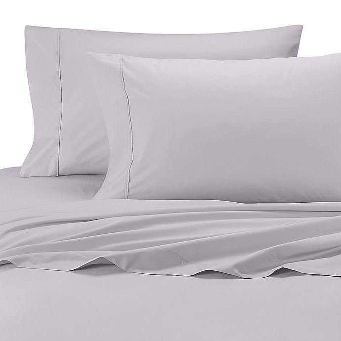 Alternate image 1 for SHEEX® Arctic Aire Twin Sheet Set in Lilac