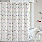 Chloe 72-Inch x 72-Inch Shower Curtain