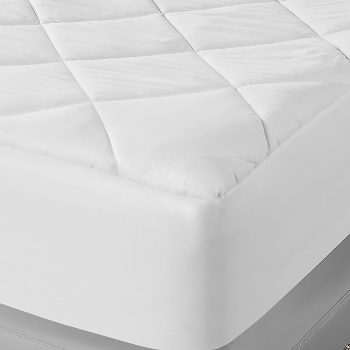 Alternate image 1 for Therapedic® 240-Thread-Count Twin Mattress Pad