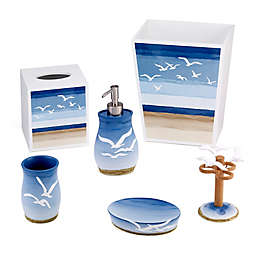 Avanti Seagulls Bath Accessory Collection
