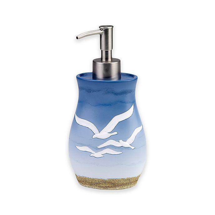 Alternate image 1 for Avanti Seagulls Lotion Dispenser