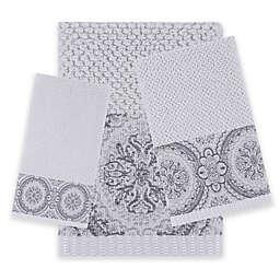 J. Queen New York™ Colette Fingertip Towel in Silver