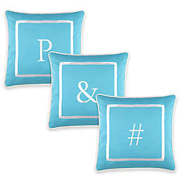 17-Inch Outdoor Pillow Collection