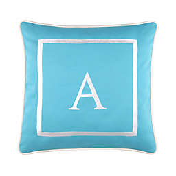 17-Inch Outdoor Pillow in Ocean
