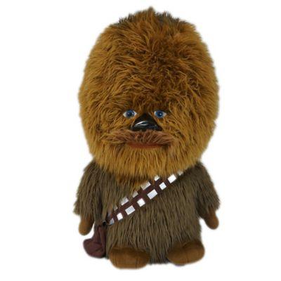 Star Wars Big Head Chewbacca Deluxe 48 Inch Talking Plush