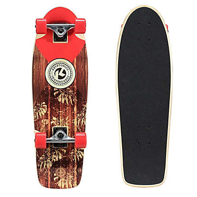 Kryptonics 28-Inch Standard Cruiser Skateboard