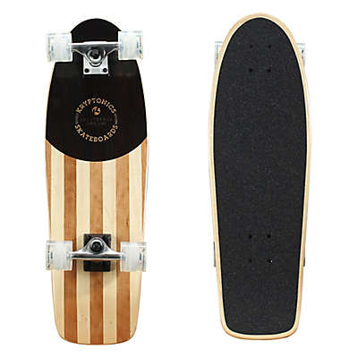 Kryptonics 28-Inch In Lay Cruiser Skateboard