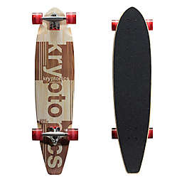 Kryptonics 36-Inch Blocktail Longboard Skateboard