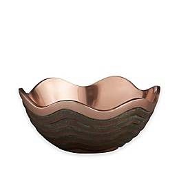 Nambe Copper Canyon 7-Inch Bowl