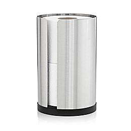 Nexio Stainless Steel 2-Roll Toilet Paper Holder