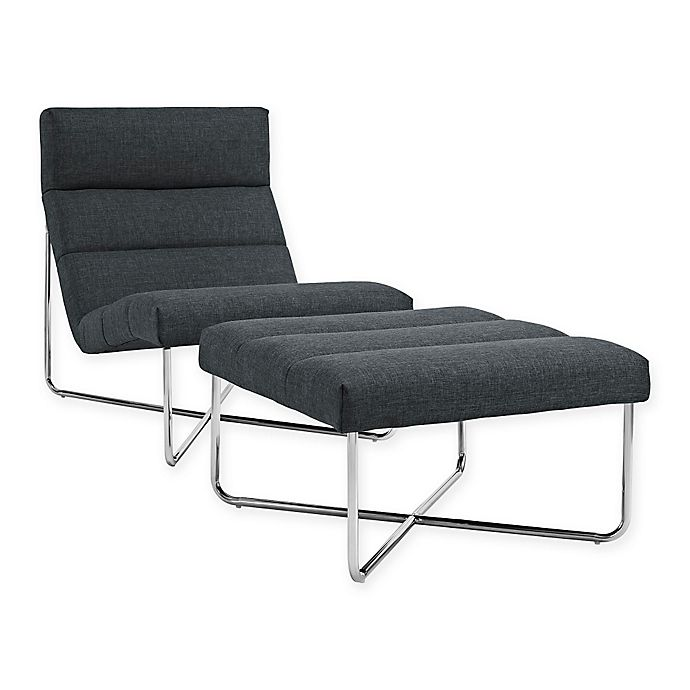 Alternate image 1 for Modway Reach Lounge Chair (Set of 2)