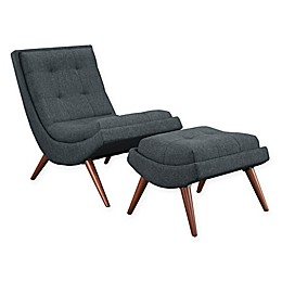 Modway Ramp Lounge Chair Set