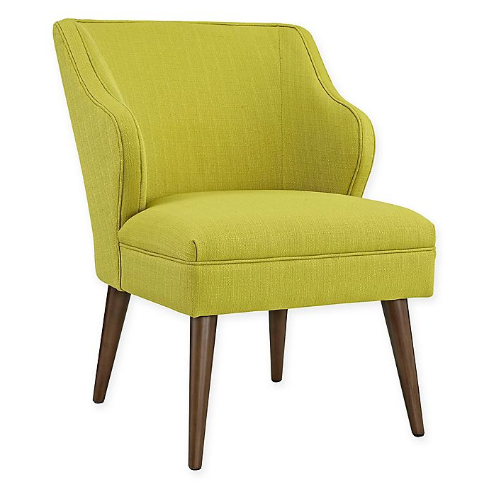 Alternate image 1 for Modway Swell Fabric Armchair in Wheatgrass