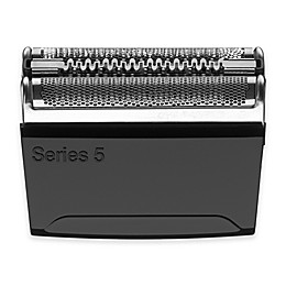 Braun® Series 5 52B Replacement Shaver Head in Black