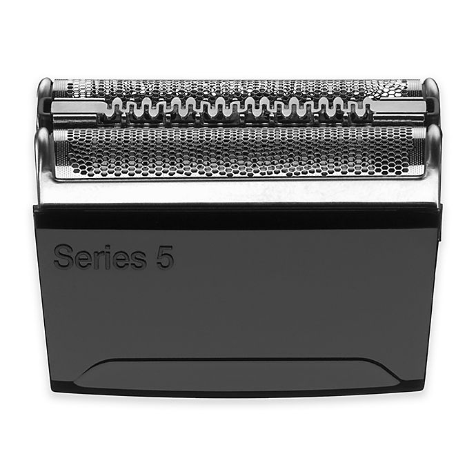 Alternate image 1 for Braun® Series 5 52B Replacement Shaver Head in Black