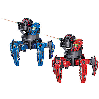 Riviera RC™ Space Warrior Battle Robot in Red