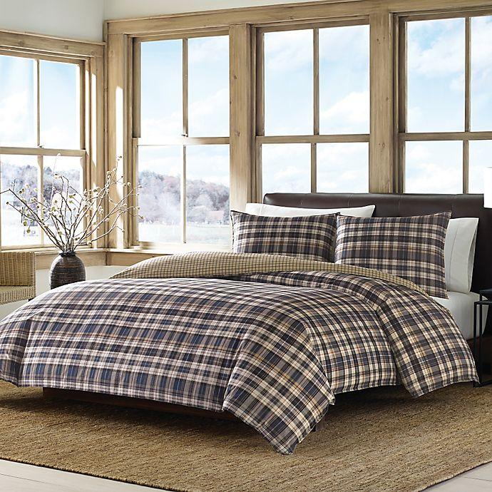 Alternate image 1 for Eddie Bauer® Port Gamble Comforter Set in Blue