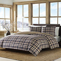 Eddie Bauer® Port Gamble Comforter Set in Blue