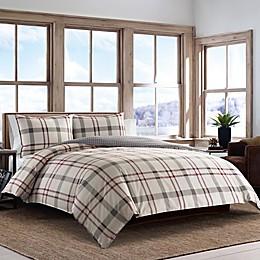 Eddie Bauer® Portage Bay Comforter Set in Beige