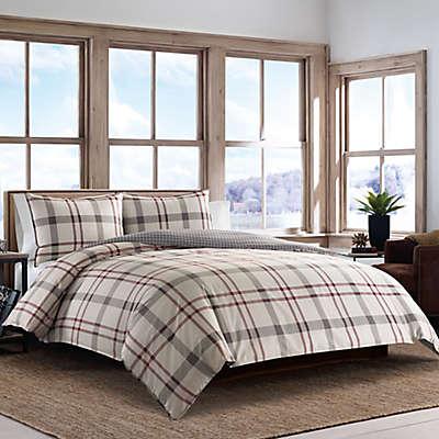 Eddie Bauer® Portage Bay Duvet Set in Beige