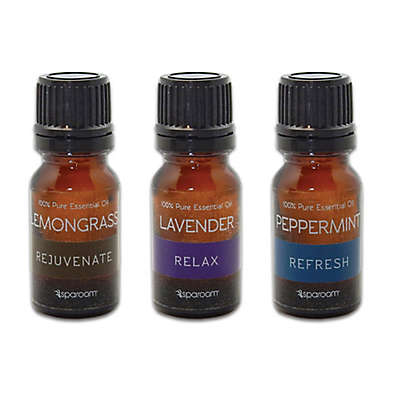 SpaRoom® 3-Pack Essential Oils