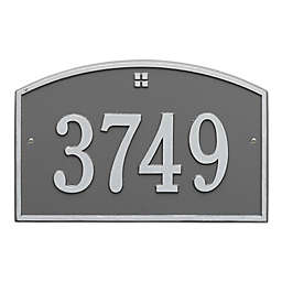 Whitehall Products™ Cape Charles 1- Line Address Plaque