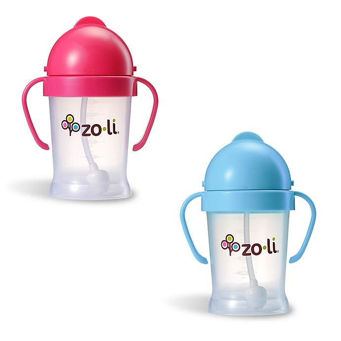 Alternate image 1 for BOT 6 oz. Sippy Straw Cup